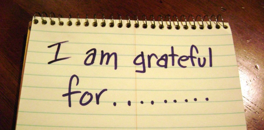 Quench your hunger for self acceptance, by using gratitude as a tool to open your mind, and heart.